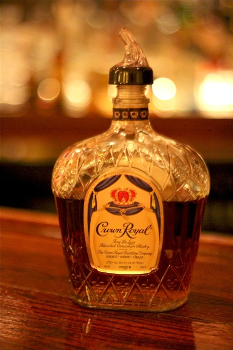 AH- Crown Royal