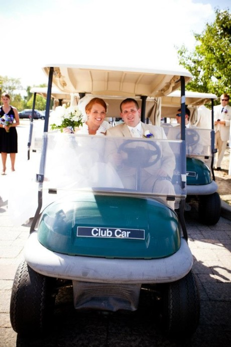 Brette-Ashley Photography- Golf Cart