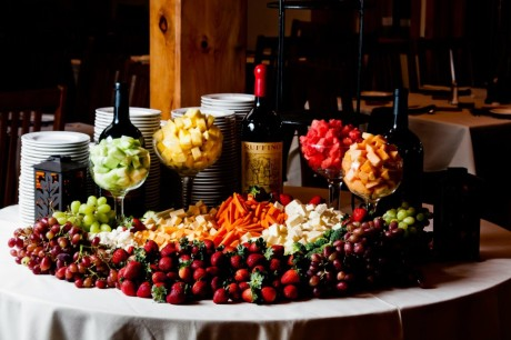 Daniel Mohr Photography- Assorted Crudite