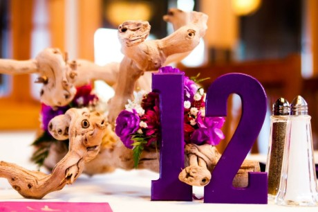Daniel Mohr Photography- Table Numbers