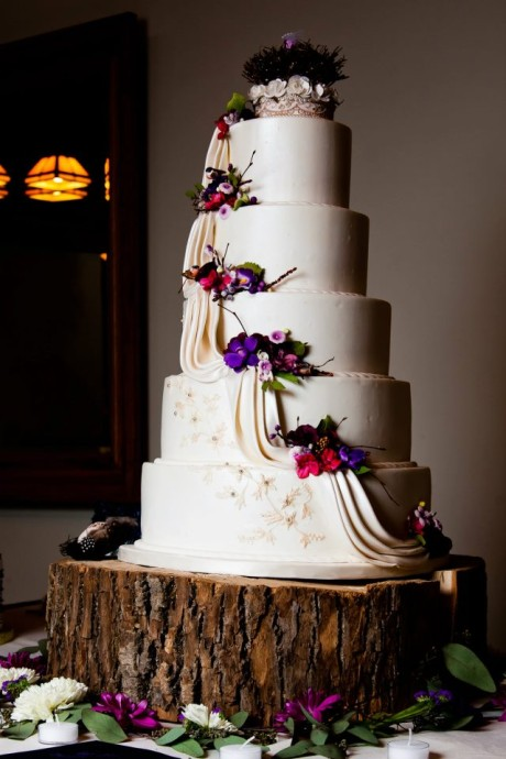 Daniel Mohr Photography- Wedding Cake