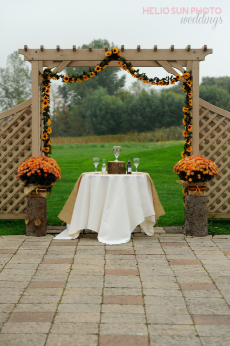 Helio Sun Photography- Ceremony Trellis