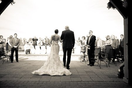 Sara Heidinger Photography- Bridal Procession