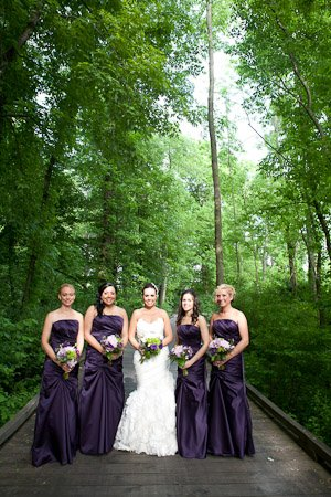 Sara Heidinger Photography- Bridesmaids on the Boardwalk